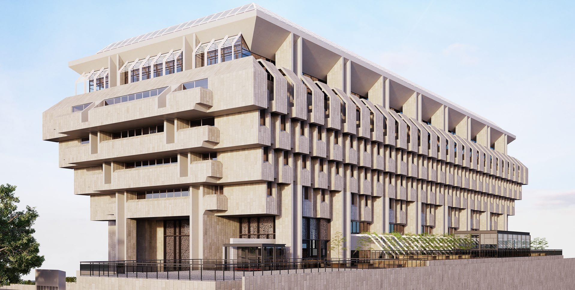 Maayan-Golan_Architectural-Visualization_exterior-visualization_bank-of-israel-jerusalem_back-elevation_dunski-architects_05