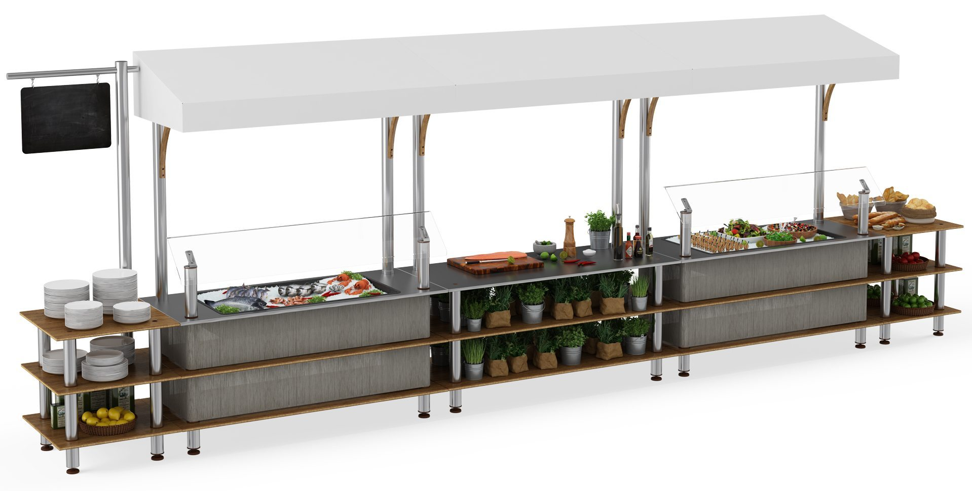 Maayan-Golan_Architectural-Visualization_product-visualization_Professional-Buffet-Solutions_food-stand_Mogogo_02