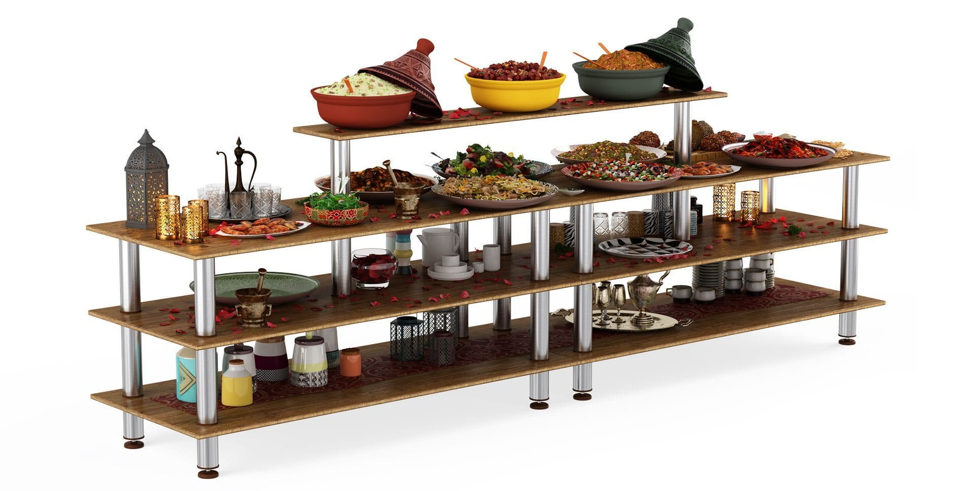 Maayan-Golan_Architectural-Visualization_product-visualization_Professional-Buffet-Solutions_food-stand_Mogogo_04
