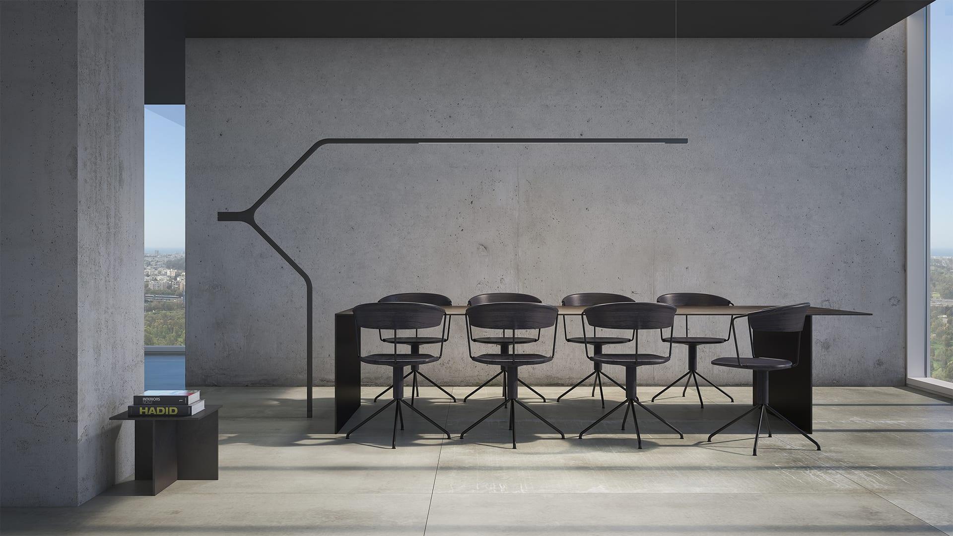 Maayan-Golan_Architectural-Visualization_product-visualization_wall-tiles_lighting-fixture_itai-bar-on_metting-room_04