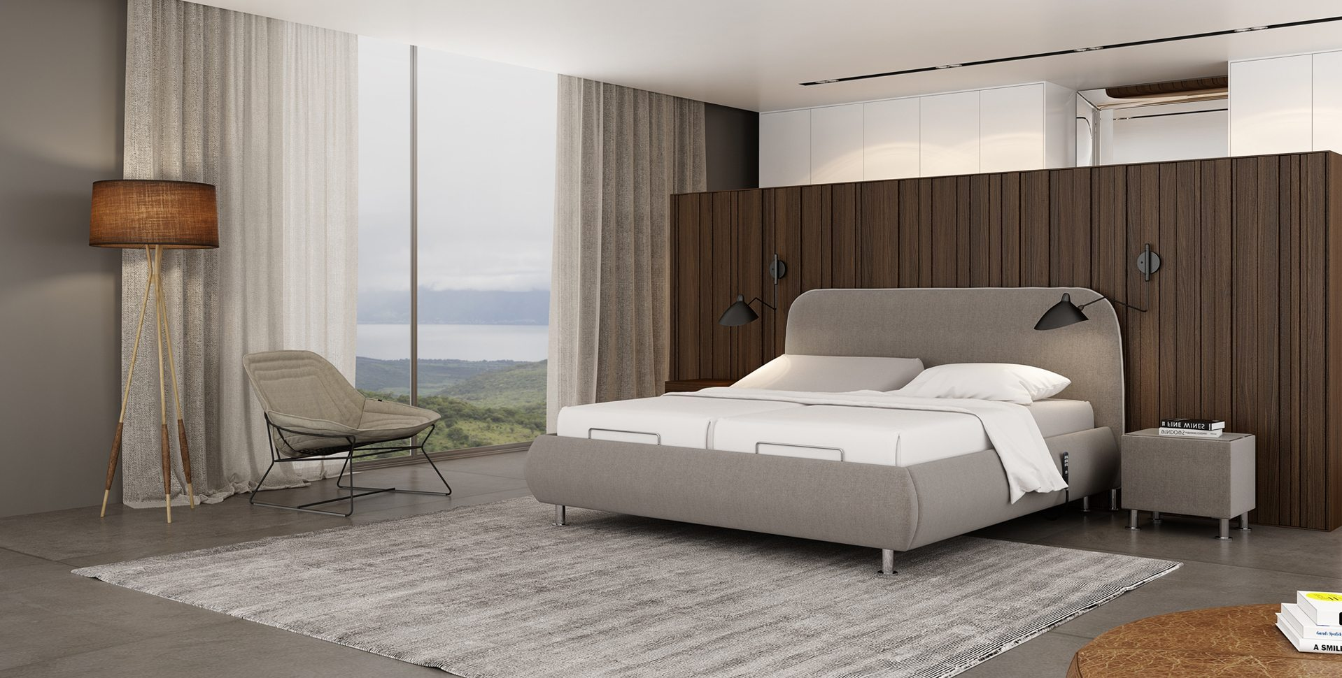 Product Visualization: Double Beds & Sleeping Systems