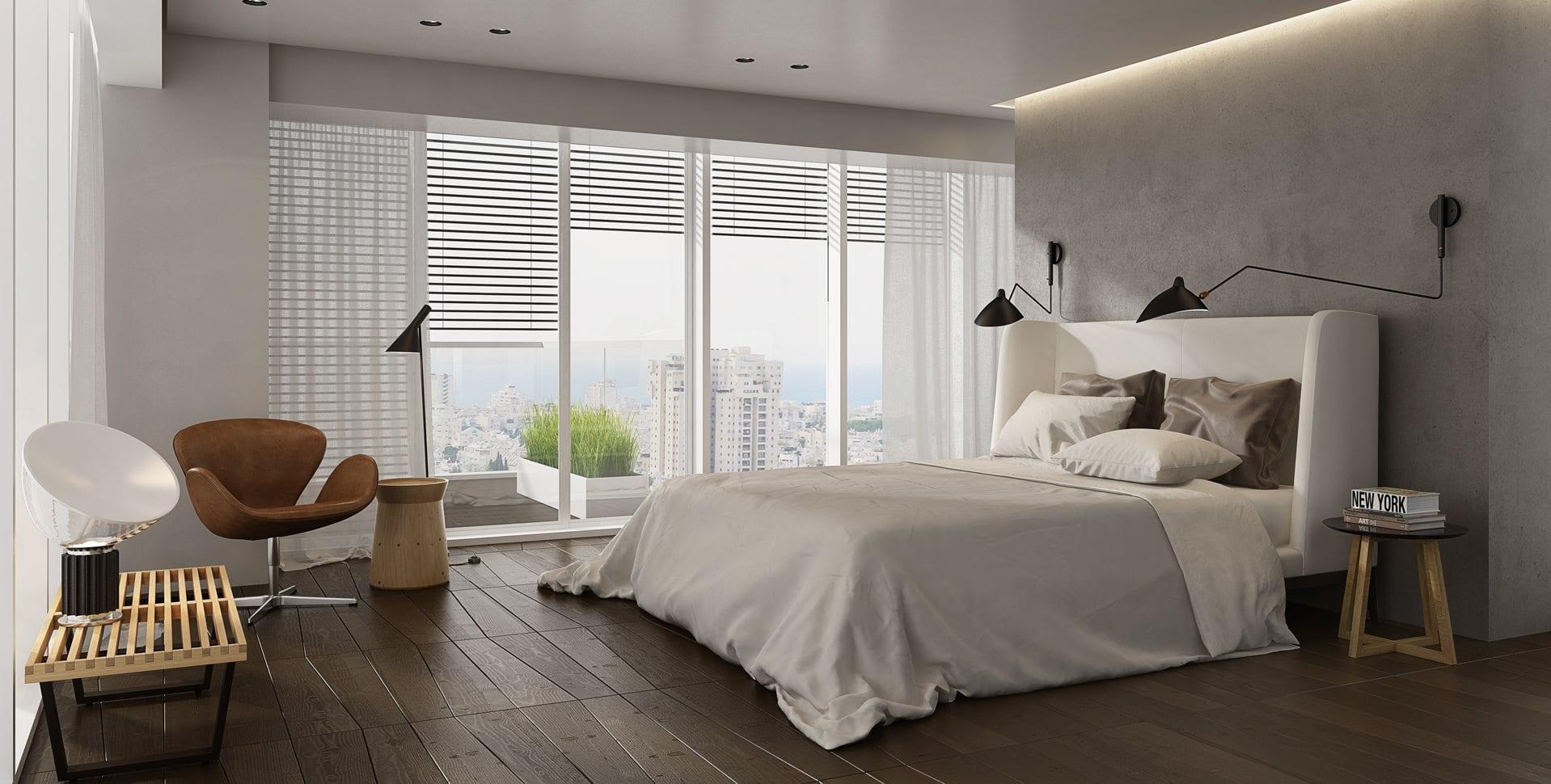 Maayan-Golan_Architectural-Visualization_ penthouse-interior-visualization_bedroom_ design-itzik-eini_01