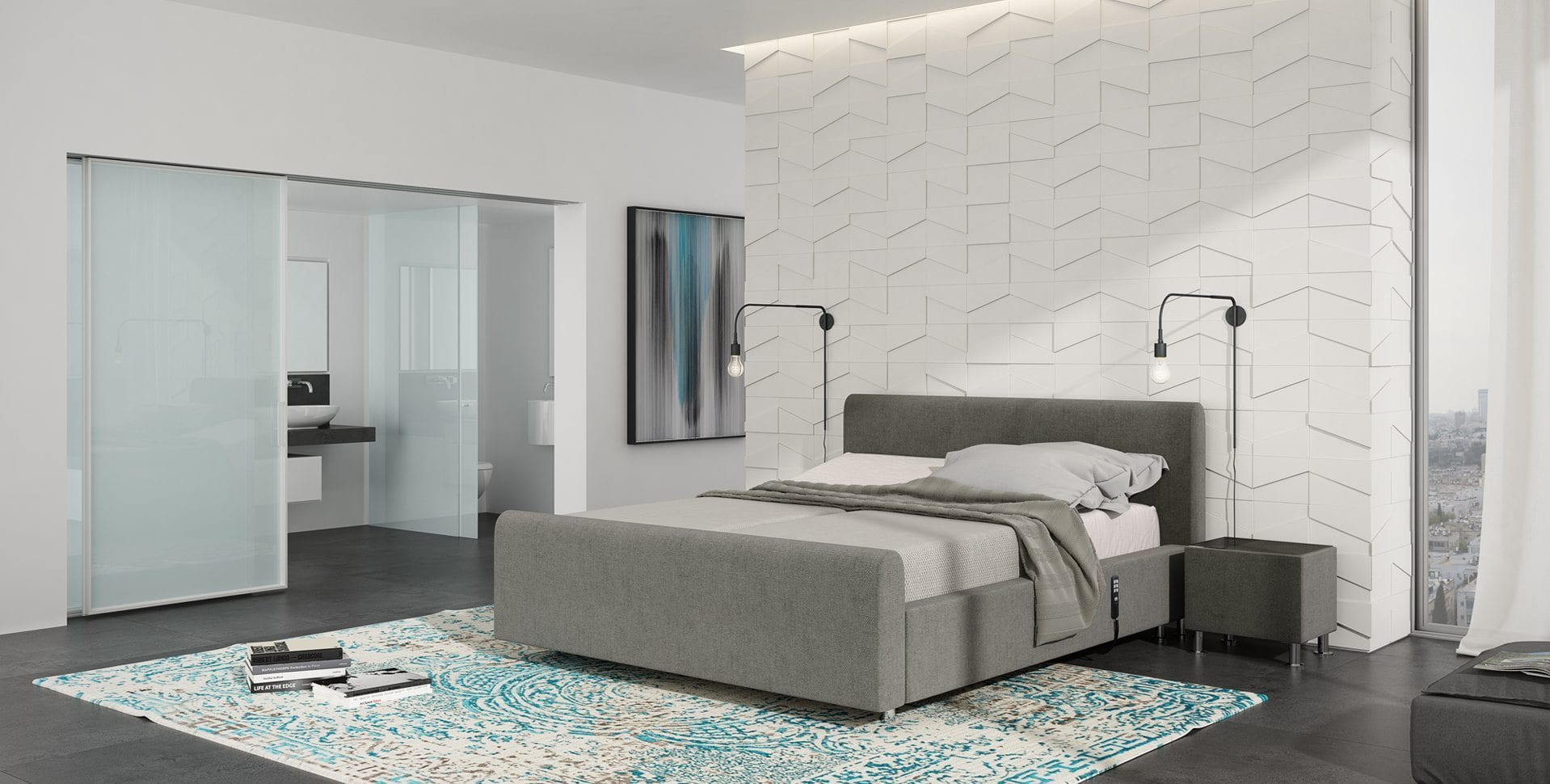 Maayan-Golan_Architectural-Visualization_product-visualization_ Adjustable-bed_american-system_01