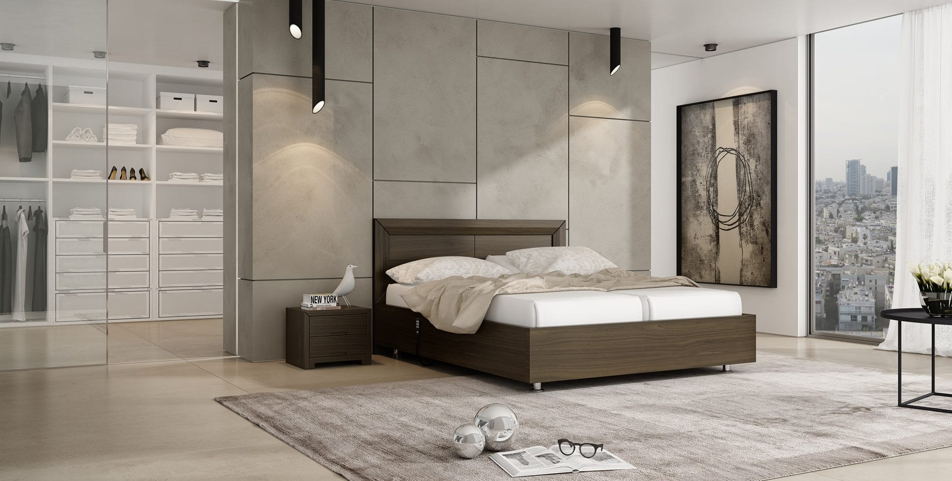 Maayan-Golan_Architectural-Visualization_product-visualization_ Adjustable-bed_american-system_04