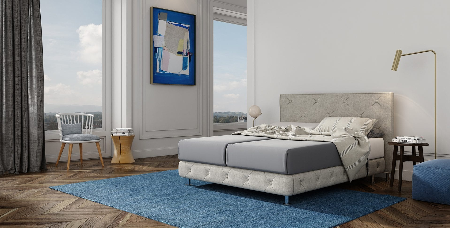 Maayan-Golan_Architectural-Visualization_product-visualization_ Adjustable-bed_american-system_05