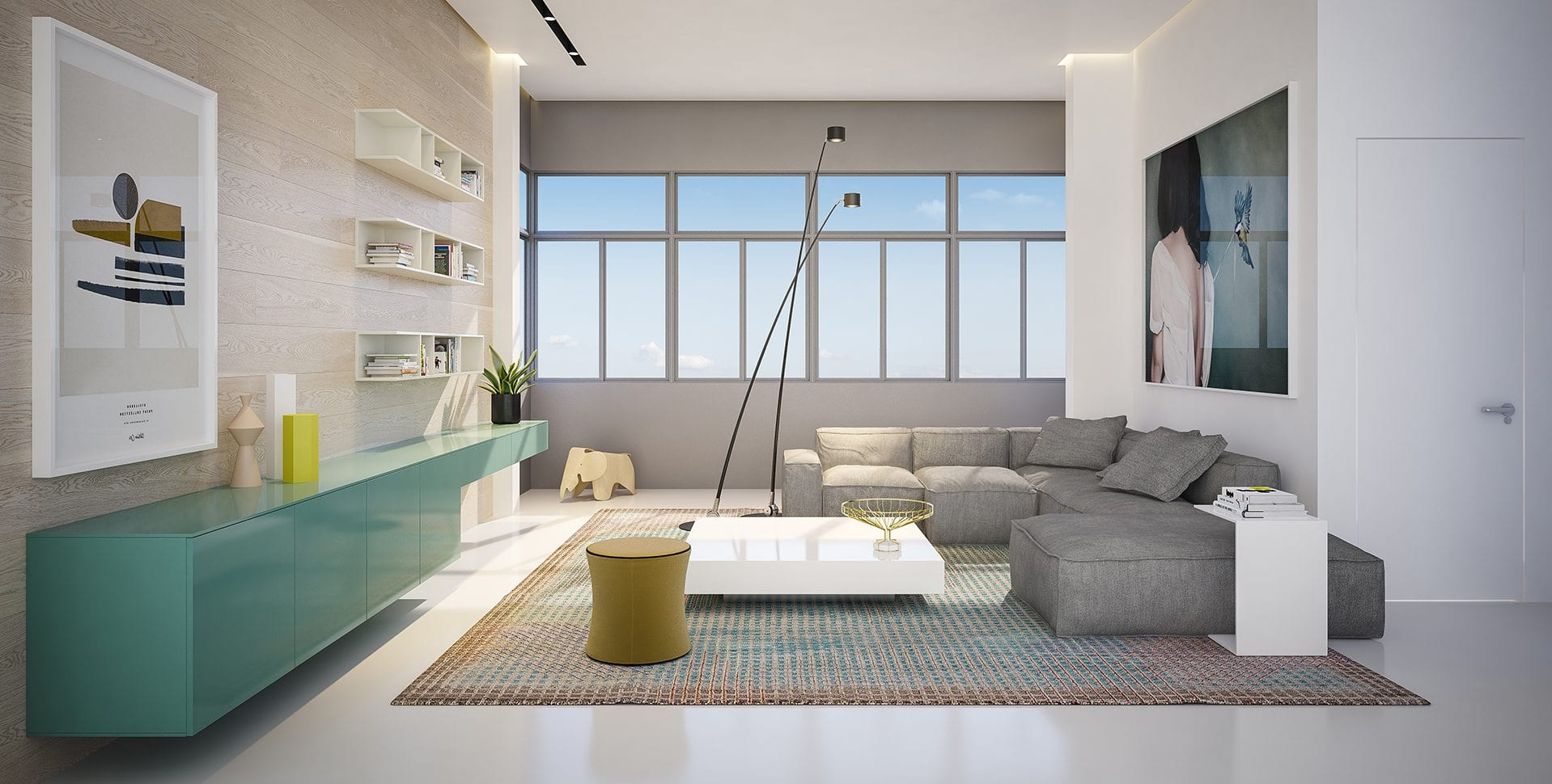 Maayan-Golan_Architectural-Visualization_ apartment-living-room_interior-visualization_ Dizengoff-189-tel-aviv_02