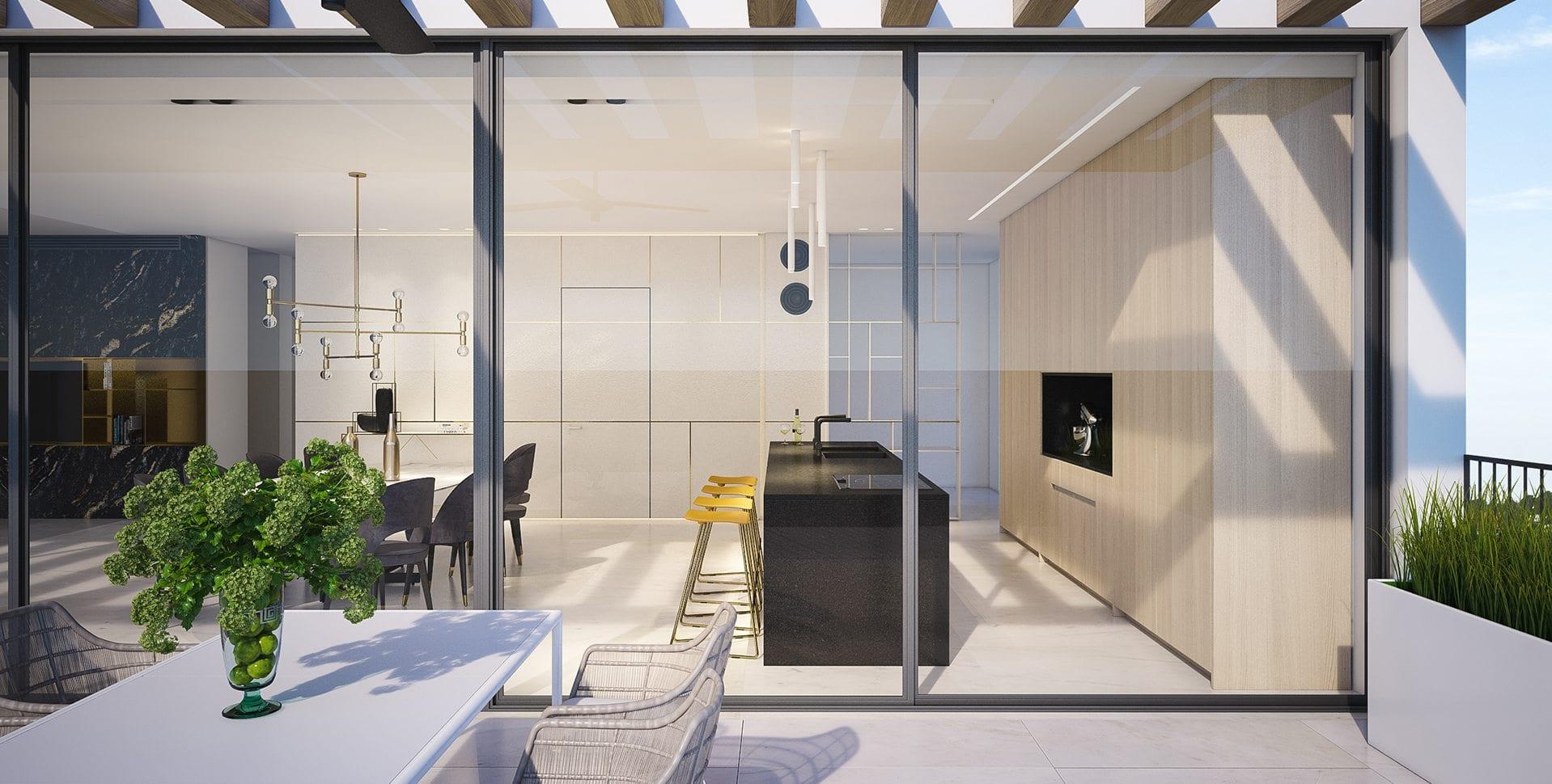 Maayan-Golan_Architectural-Visualization_ apartment-yehuda-halevi-tel-aviv_exterior-visualization_balcony_design-ws-studio_01