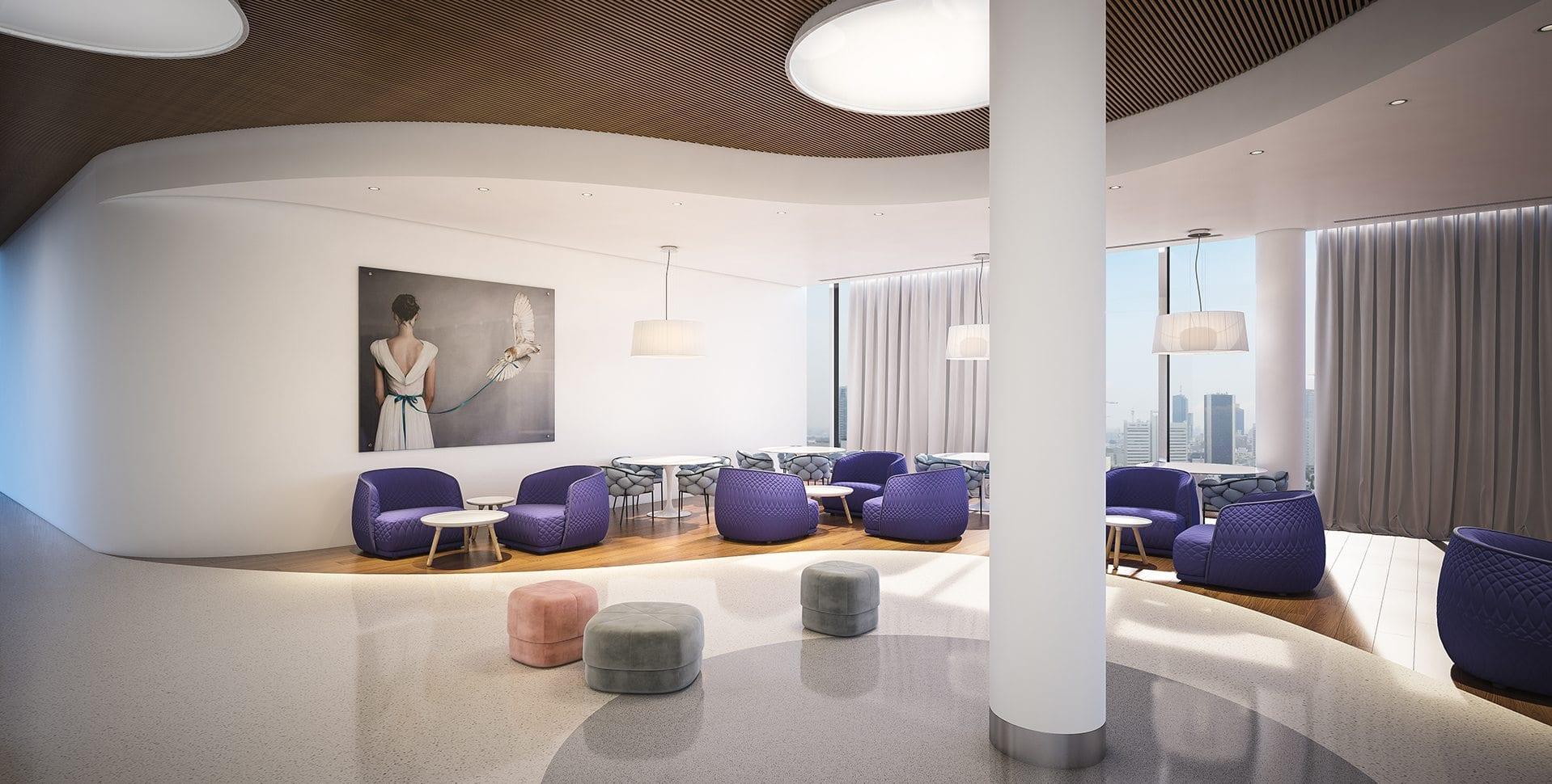 Maayan-Golan_Architectural-Visualization_ clinic-interior-visualization_ floor-lobby_naara-medical-center_habarzel-tel-aviv_05