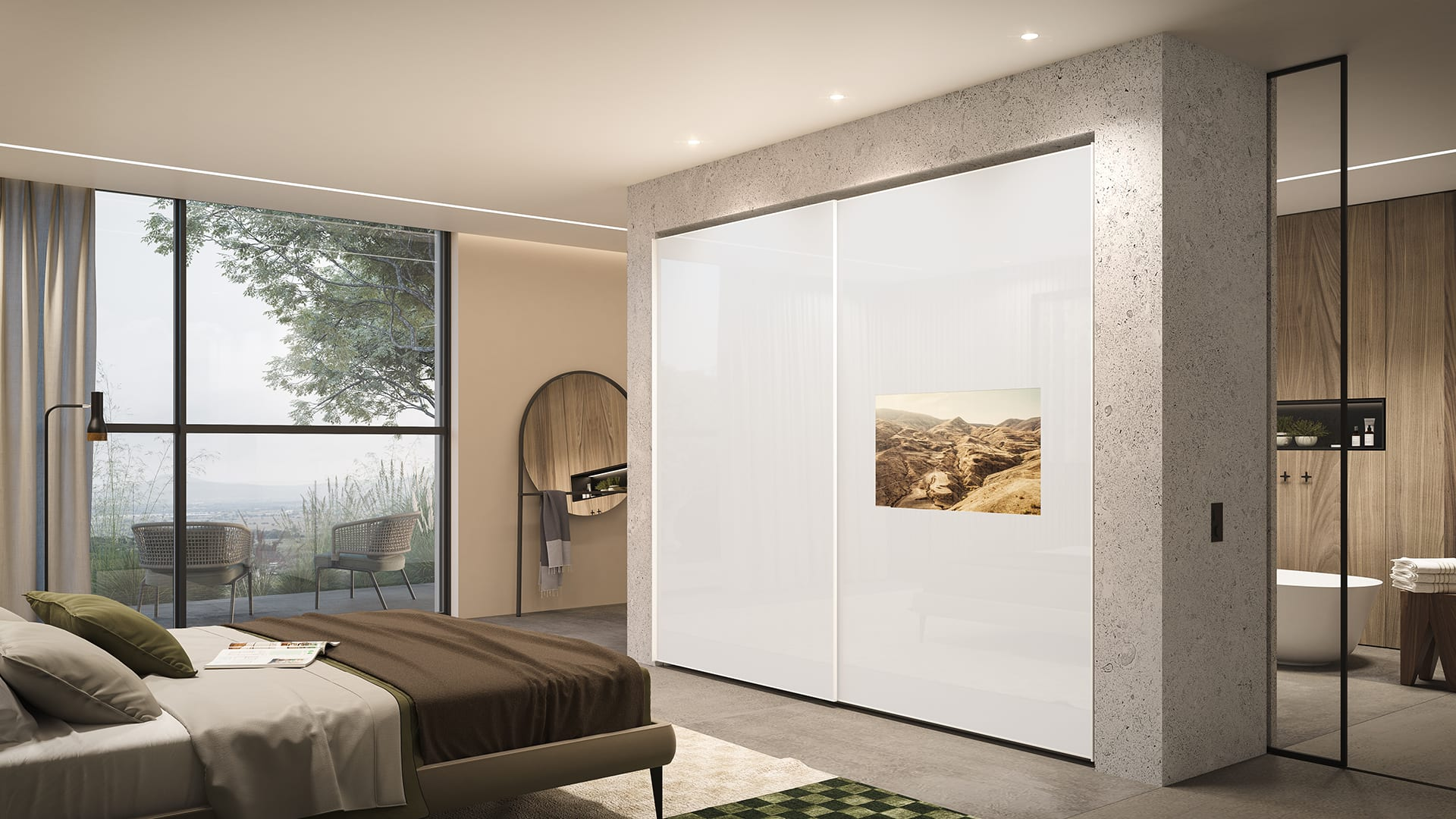 Maayan-Golan_Architectural-Visualization_product-visualization_AGAM-cloests_sliding-door-tv-closet_04